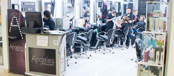 Angeles-peluqueria