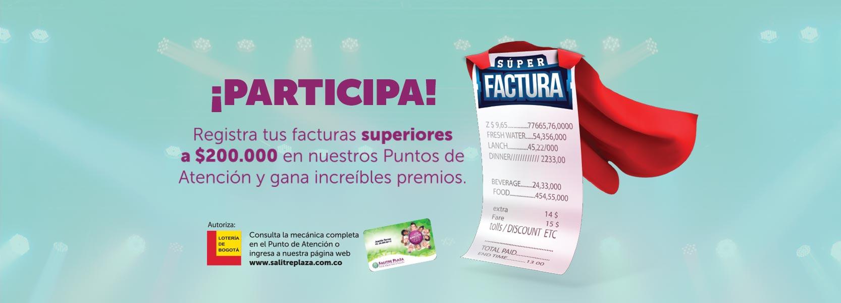Vitrina-Factura