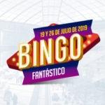 Bingo fantástico de Salitre Plaza